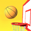 basket dunk 3D游戏