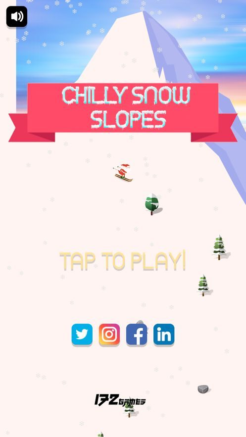Clly Snow Slopes游戏图1